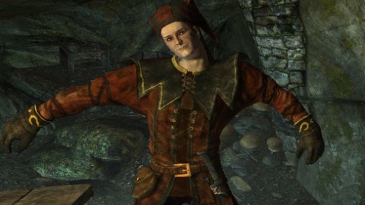 Despite his wackiness, Cicero is one of the best thief/assassin companions in the game.