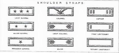 Officer Shoulder Straps