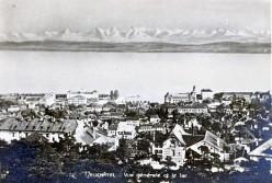 Neuchtel and the lake