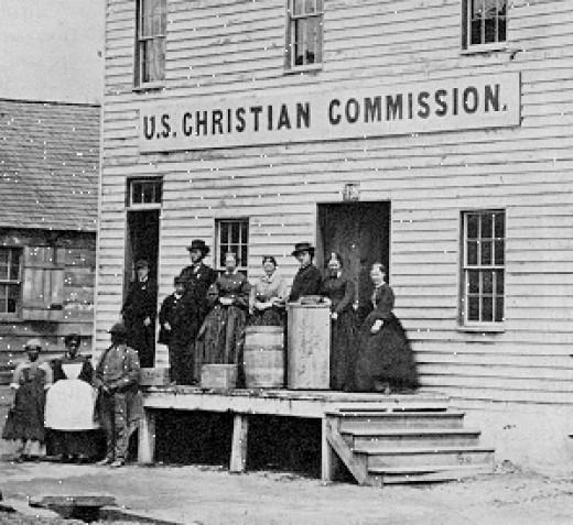 US Christian Commission location