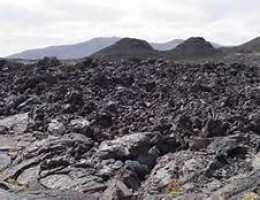 The Craters of the Moon National Monument