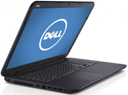 Dell Inspiron 17 i17RV-8273BLK 17.3-Inch Laptop