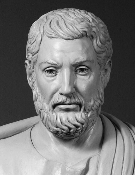 Bust of Cleisthenes
