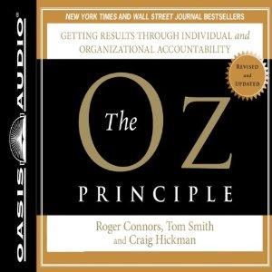 """he Oz Prinicpal"" Audio Book"