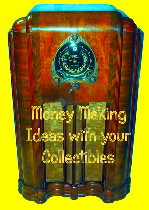 money making ideas with your collectibles