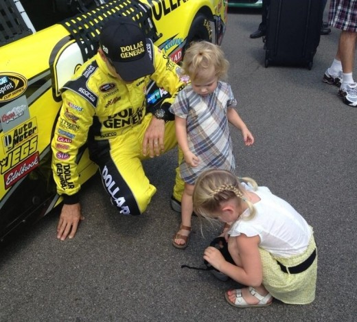 Kenseth and family have had a lot to celebrate this year but it doesn't seem a Sprint Cup will be one of those things