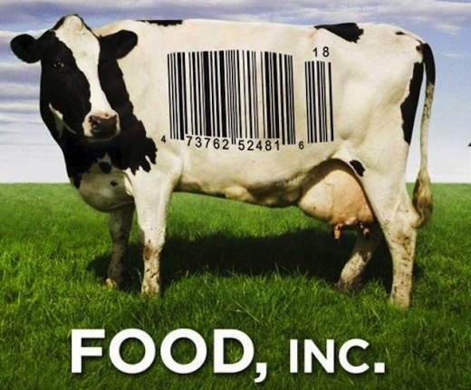 Food Inc. Logo