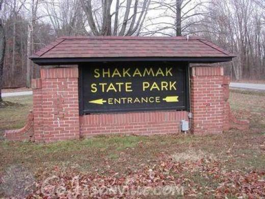 Shakamak State Park opened in 1928.