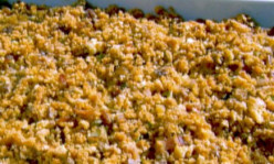 Easy Holiday Cornbread Dressing