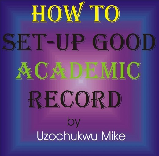 How to perform academically well.