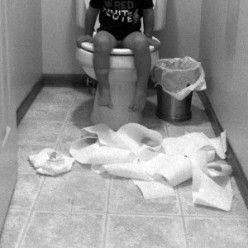 Potty Training - the good, the bad, and the ugly