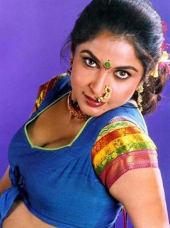 South Indian Actress Ramya Krishnan