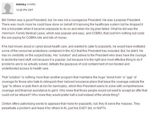 screen capture from commenter, 'nana4'