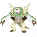 Pokemon X and Y Walkthrough, Pokemon Move Sets: Chesnaught