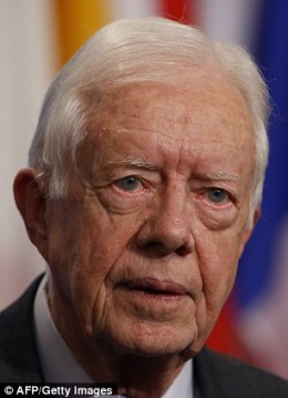Former President Jimmy Carter thinks President Obama is incompetent. Well... I'm shocked!