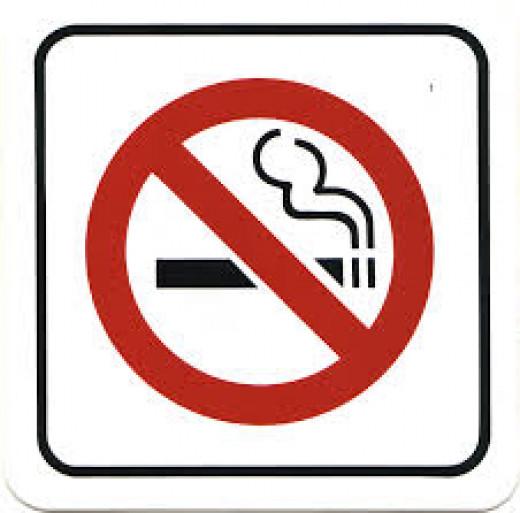 Don't smoke after surgery!