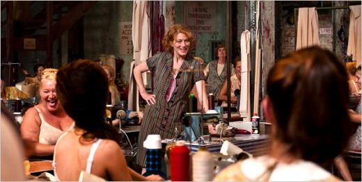 Connie played by Geraldine James.