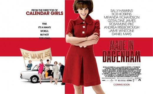 Made in Dagenham : The movie poster