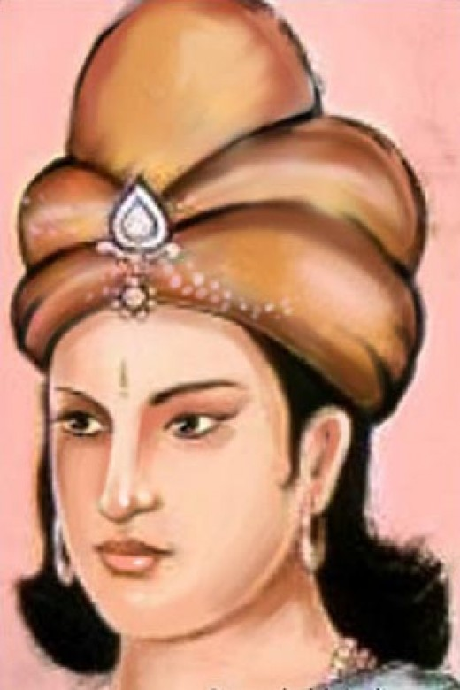 What are asokan edicts hubpages for Ashoka the great cuisine of india