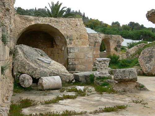 Some Carthage Ruins