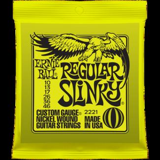 Ernie Ball Regular Slinkys - many guitarist favourite strings