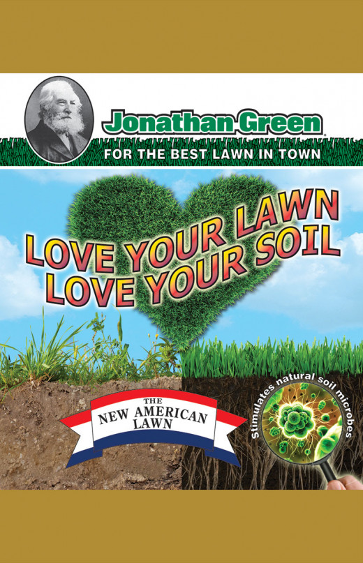 Love Your Lawn Love Your Soil