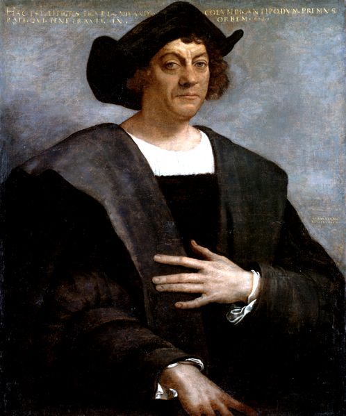Christopher Columbus, who introduced maize to Europeans in its second voyage 1493.