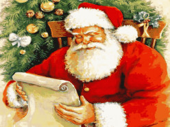 Do your kids believe in Santa Clause, If so why?if not then why not ?