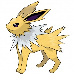 Pokémon X and Y Walkthrough, Pokémon Move Sets: Jolteon