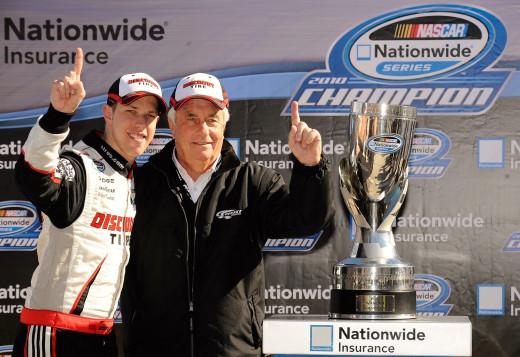 Penske's Nationwide team is one of NASCAR's elite, winning a title with Brad Keselowski in 2009