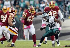 NFL's Leading Rusher: LeSean McCoy