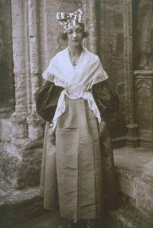 Jeanne Calment, age 22, in 1897