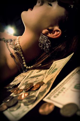 Greed from Carla Genova flickr.com