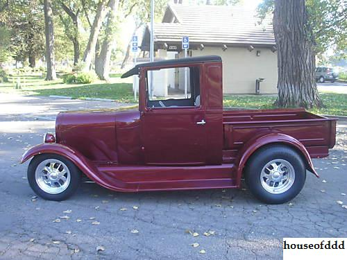 For Sale 1928 Ford Show Pickup Truck Complete Resto 30 32 HotRod 2