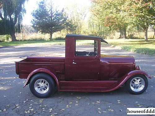 For Sale 1928 Ford Show Pickup Truck Complete Resto 30 32 HotRod