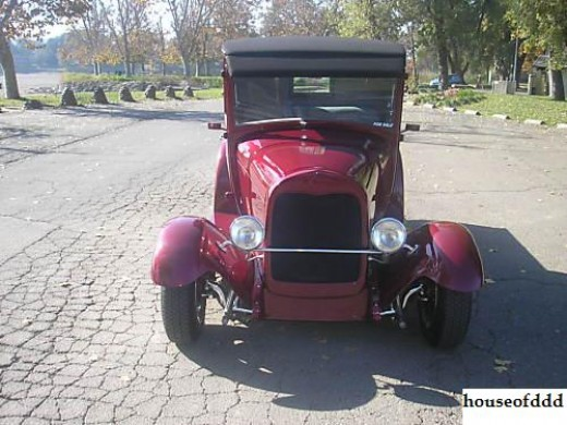 For Sale 1928 Ford Show Pickup Truck Complete Resto 30 32 HotRod 19