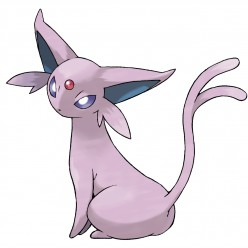 Pokémon X and Y Walkthrough, Pokémon Move Sets: Espeon