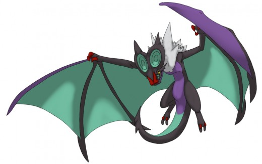 Noivern by drphantom24