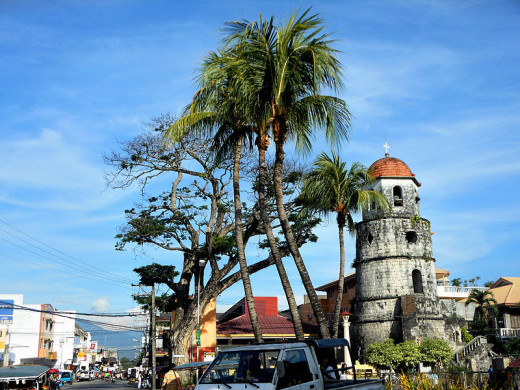We transferred in Dumaguete City, the capital of the province of Negros Oriental for good when I was a child.