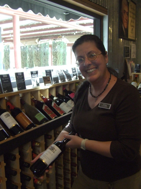 Photo of Wine Enthusiast Louise.