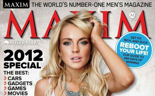 a review of maxim magazine Once again, the trenchant, highly respected music criticism of maxim magazine is  under attack after it's been revealed the lad rag has reviewed.