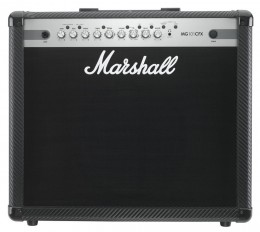 The Marshall MG101CFX is one of the best guitar amps under $500 on the market today.