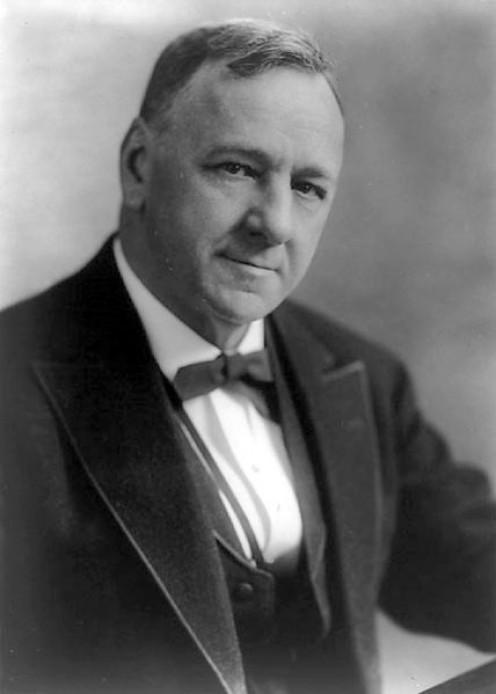Secretary of the Navy, Josephus Daniels,