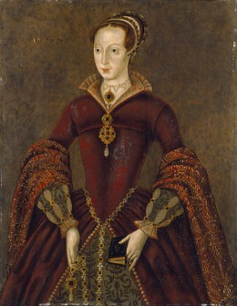 Mary I deposed Lady Jane Grey in July 1553.