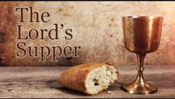 Precepts Concerning The Lords Supper