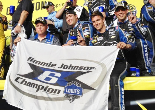 "Will Johnson raise the banner for ""Se7en"" at Homestead?"