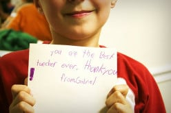 Teaching Your Children to Be Thankful