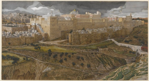 Reconstruction of the Herod's Temple