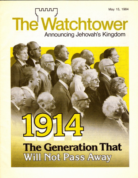 Unfortunately, this generation, including those on this cover, distributed to millions worldwide, have all passed away