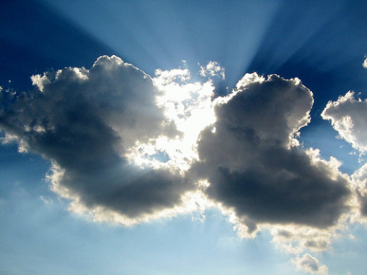 clouds from John Mueller flickr.com